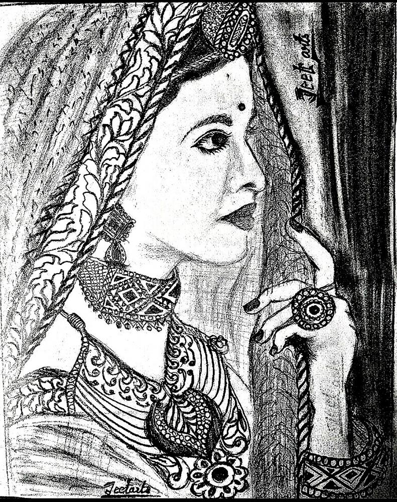 Aishwarya Rai by Jeet@rts